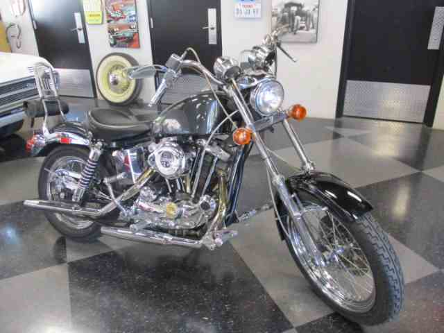 1975 Harley-Davidson Sportster | 971419