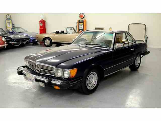 1983 Mercedes-Benz 380SL | 971421