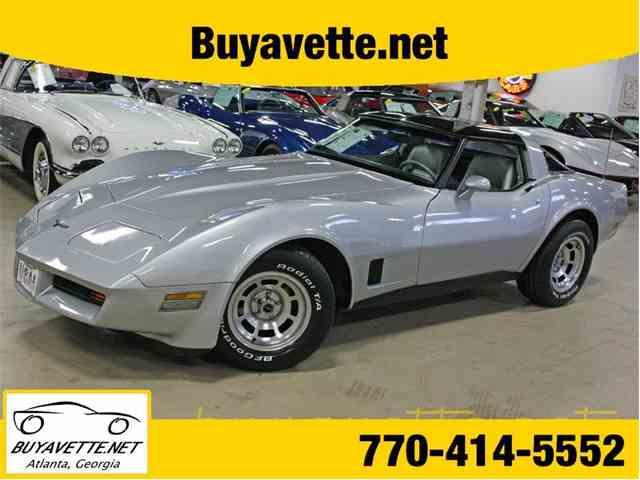1981 Chevrolet Corvette | 971426
