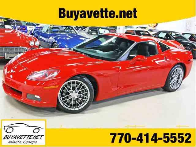 2005 Chevrolet Corvette | 971429