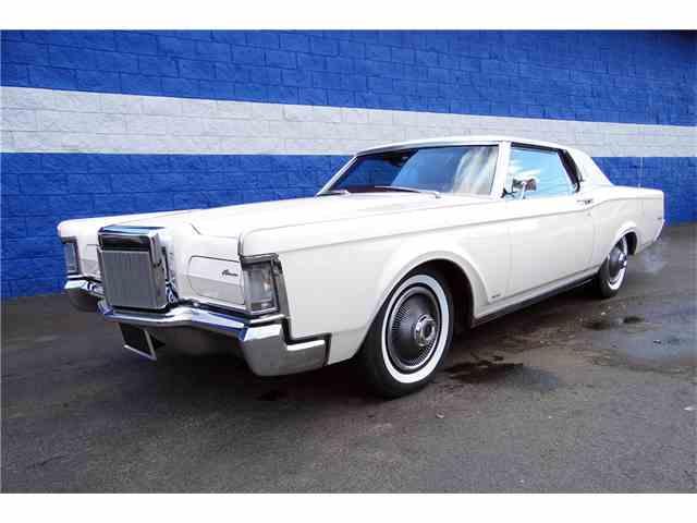 1969 Lincoln Continental Mark III   970143