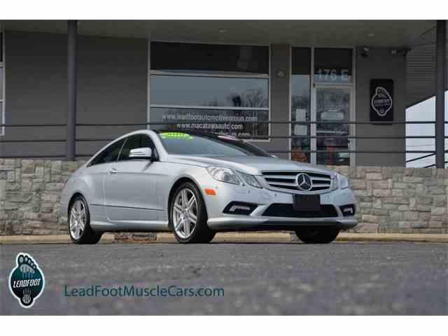 2010 Mercedes-Benz E350 | 971436