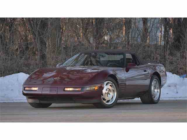 1993 Chevrolet Corvette | 970144