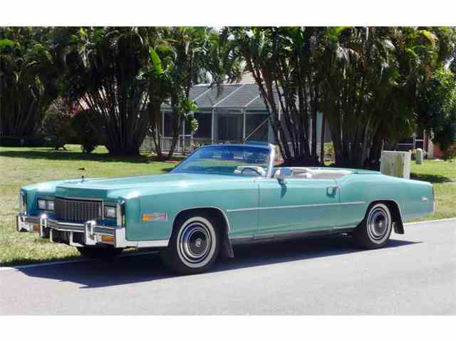 1976 cadillac eldorado for sale on 27 available. Cars Review. Best American Auto & Cars Review