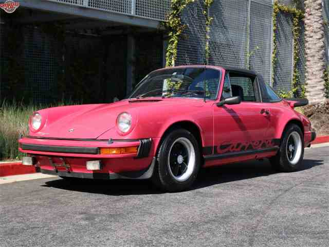 1975 to 1977 porsche 911 for sale on 16. Black Bedroom Furniture Sets. Home Design Ideas