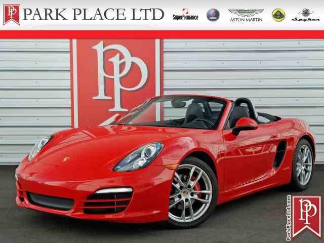 2014 Porsche Boxster | 971445