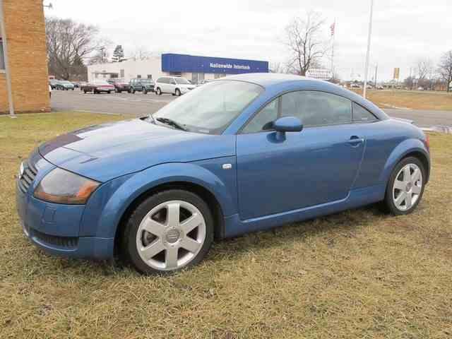 2001 Audi TT | 971449