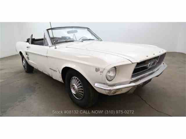 1967 Ford Mustang | 971462