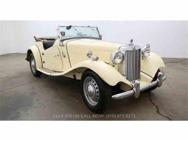 1952 MG TD | 971463