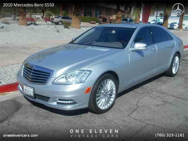 2010 Mercedes-Benz S550 | 971469