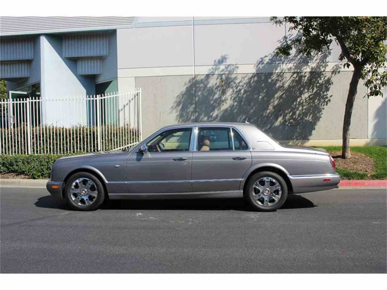 2006 bentley arnage for sale classiccars cc 971470 photo 2 vanachro Image collections