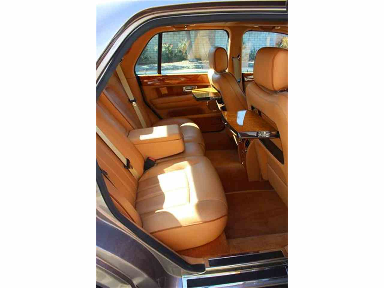 2006 bentley arnage for sale classiccars cc 971470 photo 22 vanachro Image collections