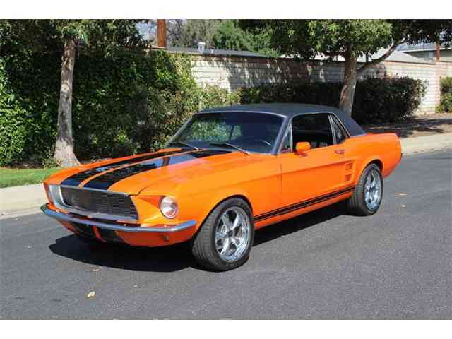 1967 Ford Mustang | 971472