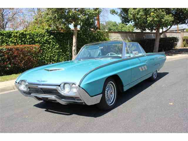 1963 Ford Thunderbird | 971473