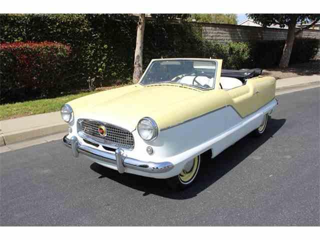 1957 Nash Metropolitan | 971475