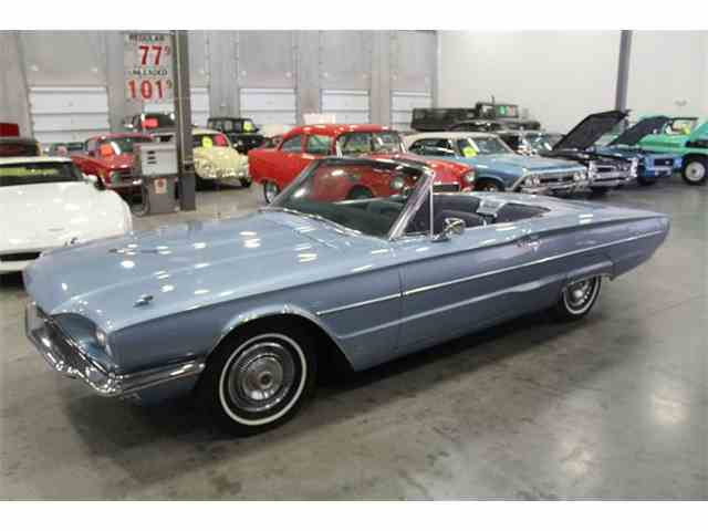 1966 Ford Thunderbird | 971478