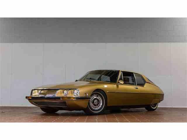 1973 Citroen SM | 970148