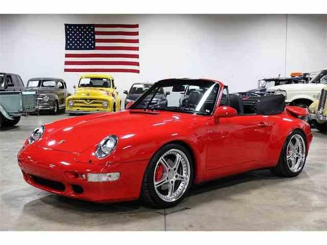 1995 Porsche 911 Carrera | 971485