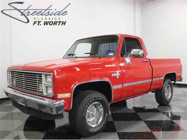 1987 Chevrolet C/K 1500 | 971488