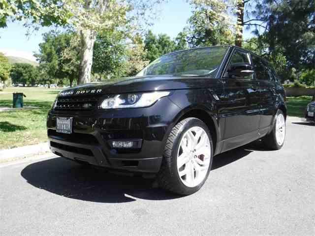 2014 Land Rover Range Rover Sport | 971498