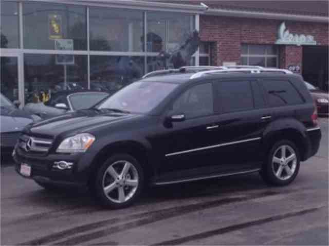 2007 Mercedes-Benz GL450 | 971499