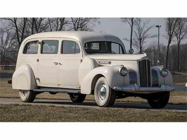 1941 Packard 120 Henney Ambulance | 970150