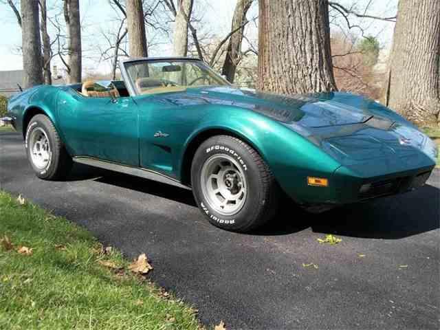 1973 Chevrolet Corvette   971501