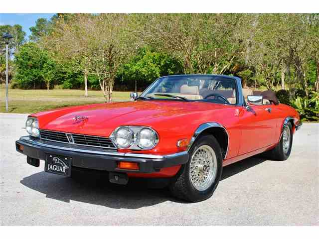 1988 to 1990 Jaguar XJS for Sale on ClassicCarscom  20 Available