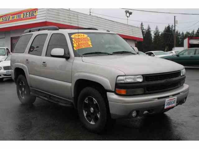 2004 Chevrolet Tahoe | 971510