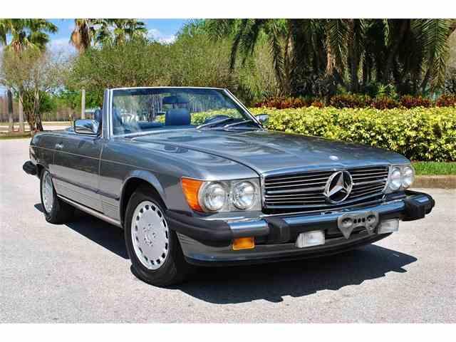 1988 Mercedes-Benz 560SL | 971513