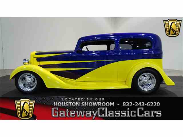 1934 Chevrolet 2-Dr Coupe | 971523
