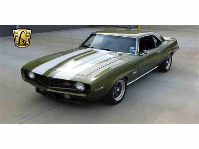 1969 Chevrolet Camaro | 971528
