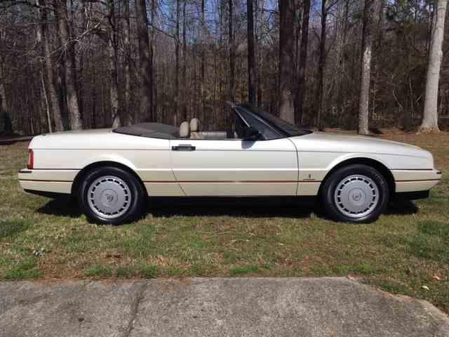 1991 Cadillac Allante | 971533