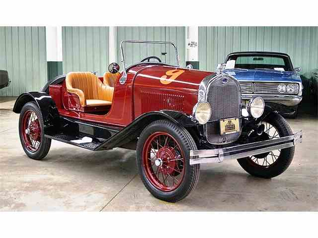 1928 Ford  Model A Rootlieb Speedster | 971536