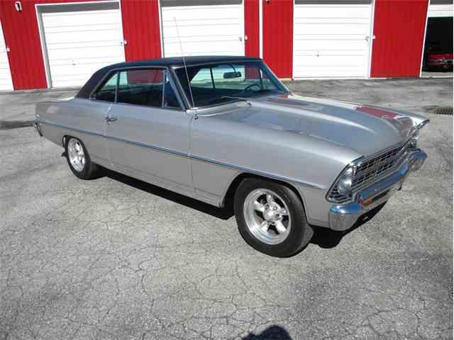 1967 Chevrolet Nova   971538