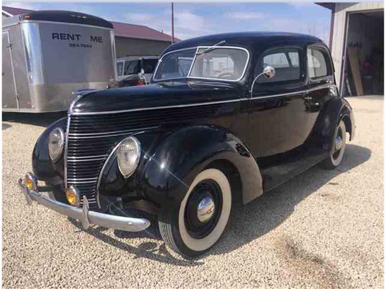 1938 ford 2 dr sedan for sale cc 971539 for 1938 ford 4 door sedan