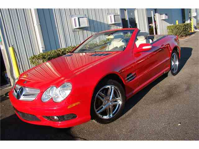 2003 Mercedes-Benz SL500 | 970155