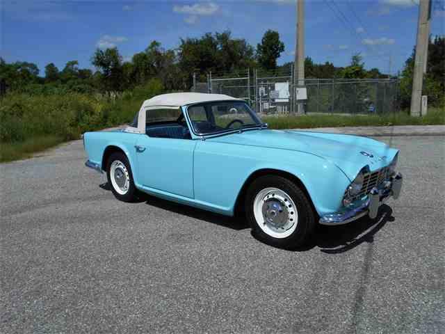 1964 Triumph TR4 | 971552
