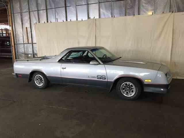 1987 Chevrolet El Camino SS | 971556