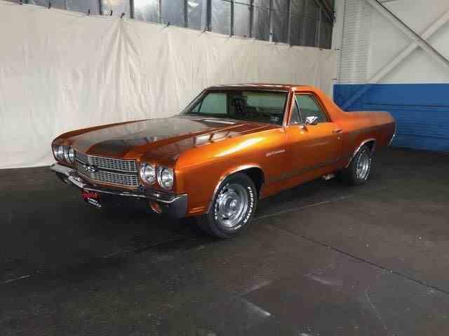1970 Chevrolet El Camino | 971559
