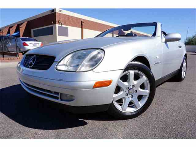 1999 Mercedes-Benz SLK230 | 970156