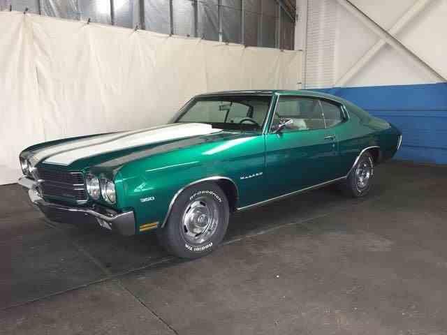 1970 Chevrolet Malibu | 971573