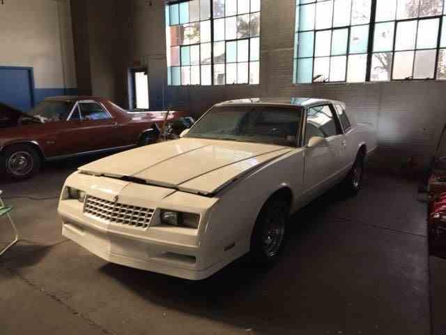 1986 Chevrolet Monte Carlo | 971575