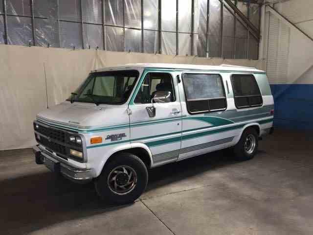 1993 Chevrolet Van | 971577
