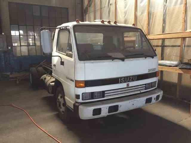 1994 ISUZU TRUCK FRAME & CAB | 971579