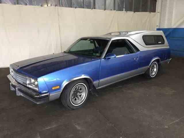 1986 Chevrolet El Camino SS | 971582