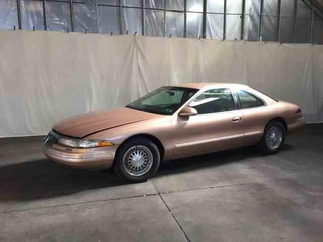 1993 Lincoln Mark VIII | 971583