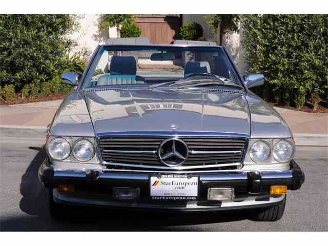 1986 Mercedes-Benz 560SL | 971593