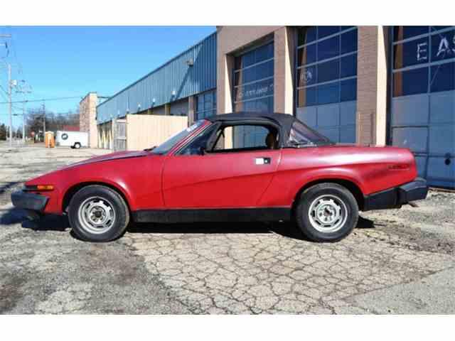 1980 Triumph TR 7 | 971595