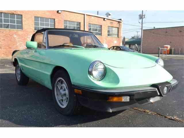 1984 Alfa Romeo Sprint Veloce | 971599